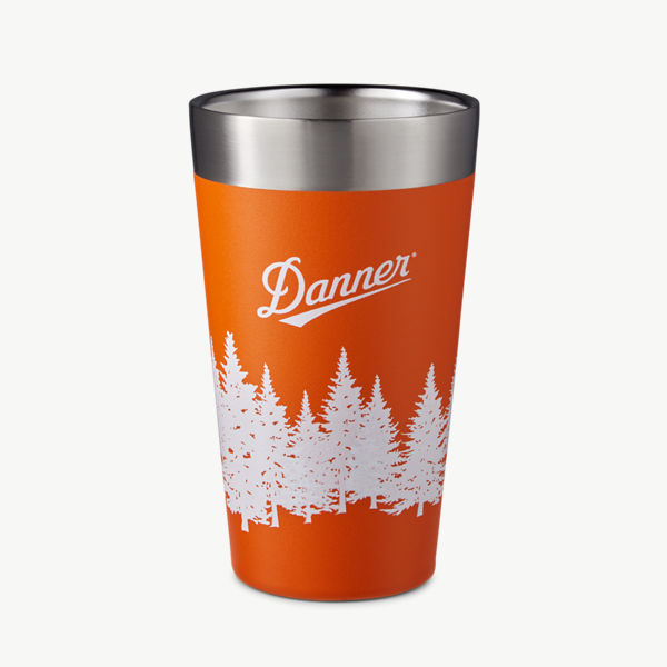 Stanley x Danner Stacking Pint - Signal Orange