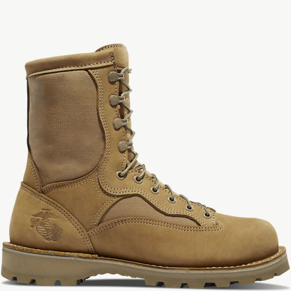 "Marine Expeditionary Boot Aviator 8"" Mojave Hot ST (M.E.B.)"