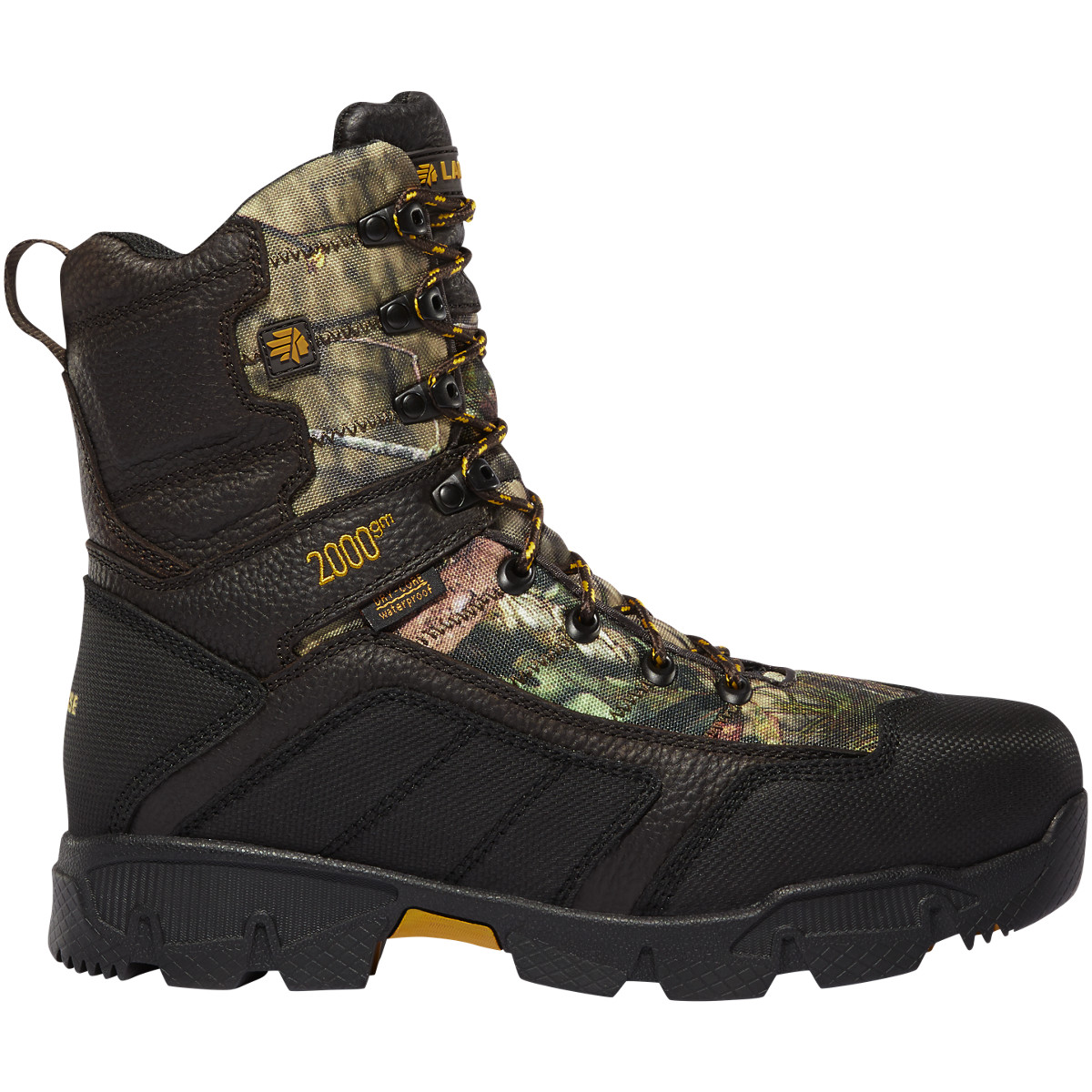 fad7609215586 LaCrosse Footwear - Cold Snap Mossy Oak Break-Up 2000G