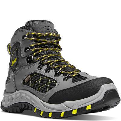"TrailTrek 4.5"" Gray/Yellow"