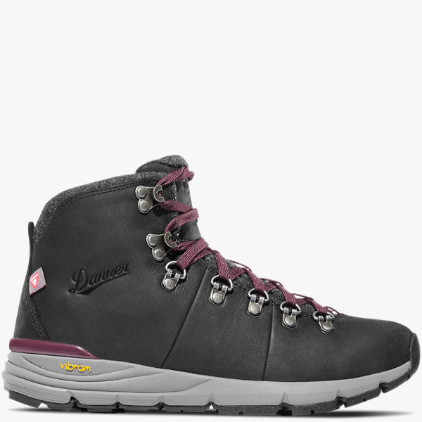 "Women's Mountain 600 4.5"" Midnight/Plum 200G"