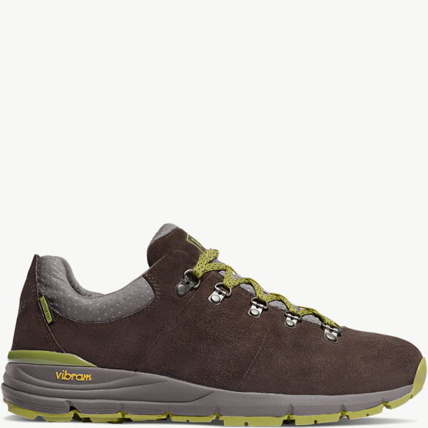 "Mountain 600 Low 3"" Dark Brown/Lichen"