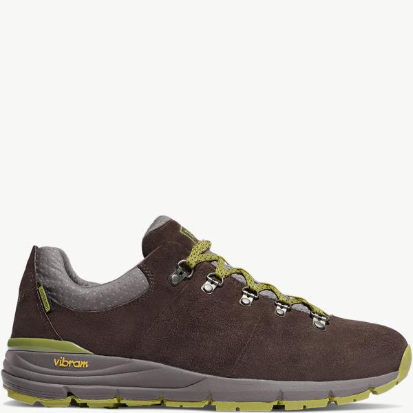 """Mountain 600 Low 3"""" Dark Brown/Lichen"""