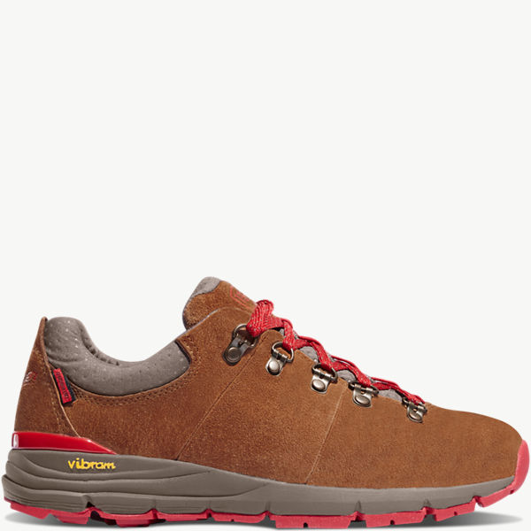 "Women's Mountain 600 Low 3"" Brown/Red"