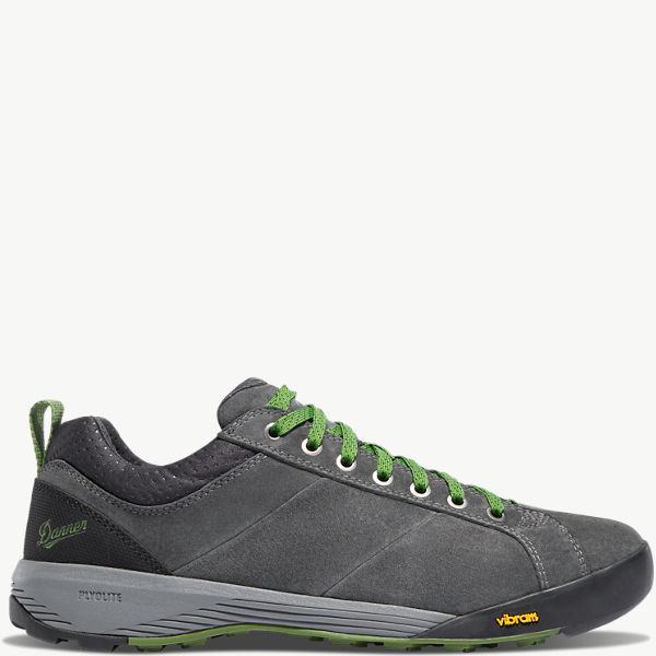 "Camp Sherman 3"" Gray/Green"