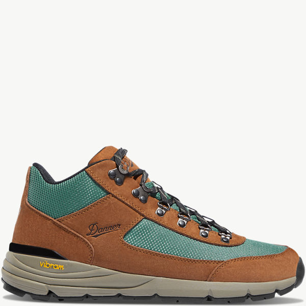 "South Rim 600 4"" Brown/Teal"