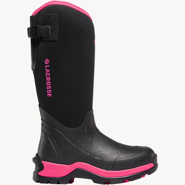 "Women's Alpha Thermal 14"" Black/Pink 7.0MM"