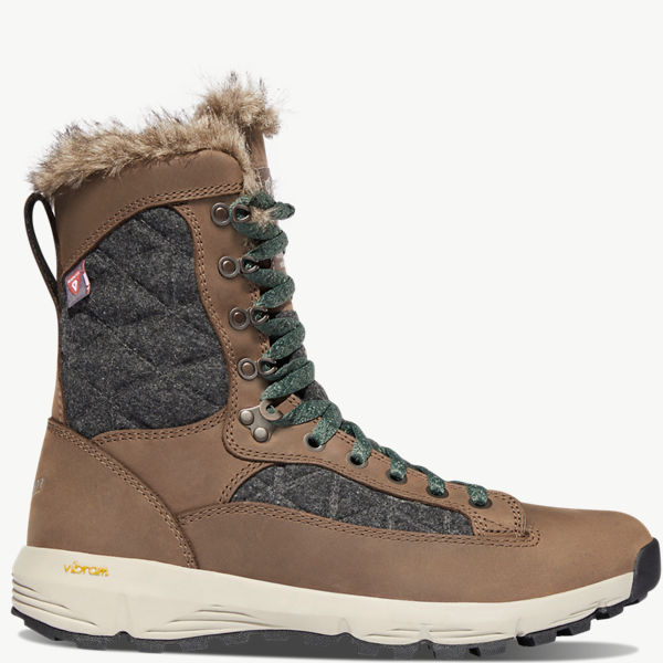 "Women's Raptor 650 8"" Tawny Brown 400G"