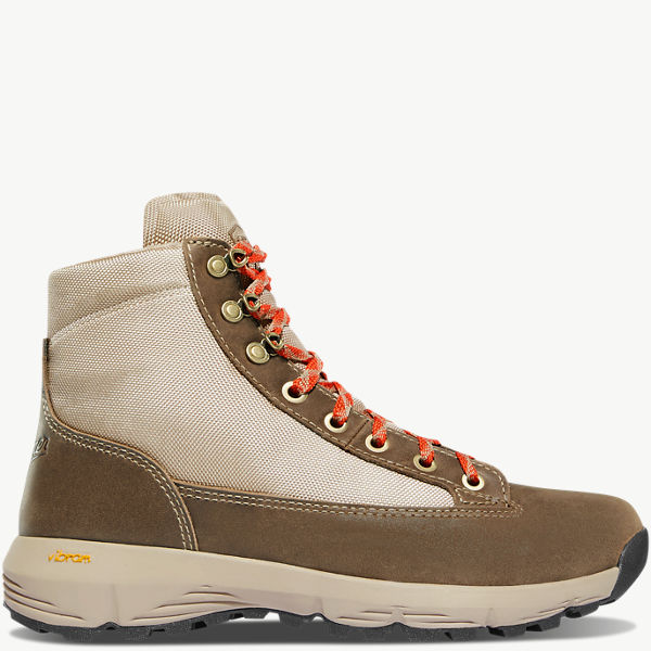 "Women's Explorer 650 6"" Birch/Burnt Orange"