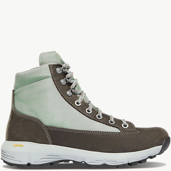 "Women's Explorer 650 6"" Gray/Atlantic Blue"