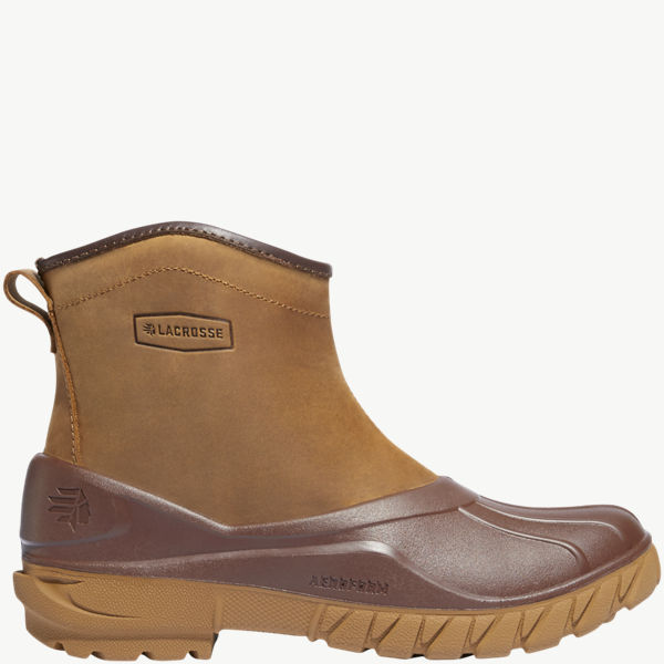 "Aero Timber Top Slip-On 6"" Rustic Brown"