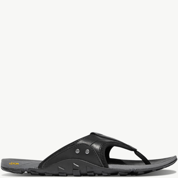 Lost Coast Sandal Black