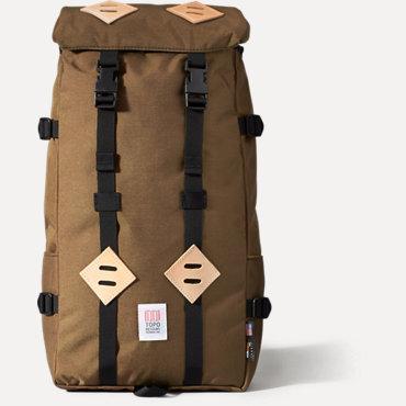 Topo Designs Klettersack - Coyote