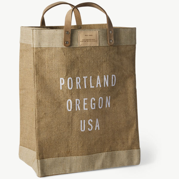 Apolis x Danner Portland Market Bag - Burlap