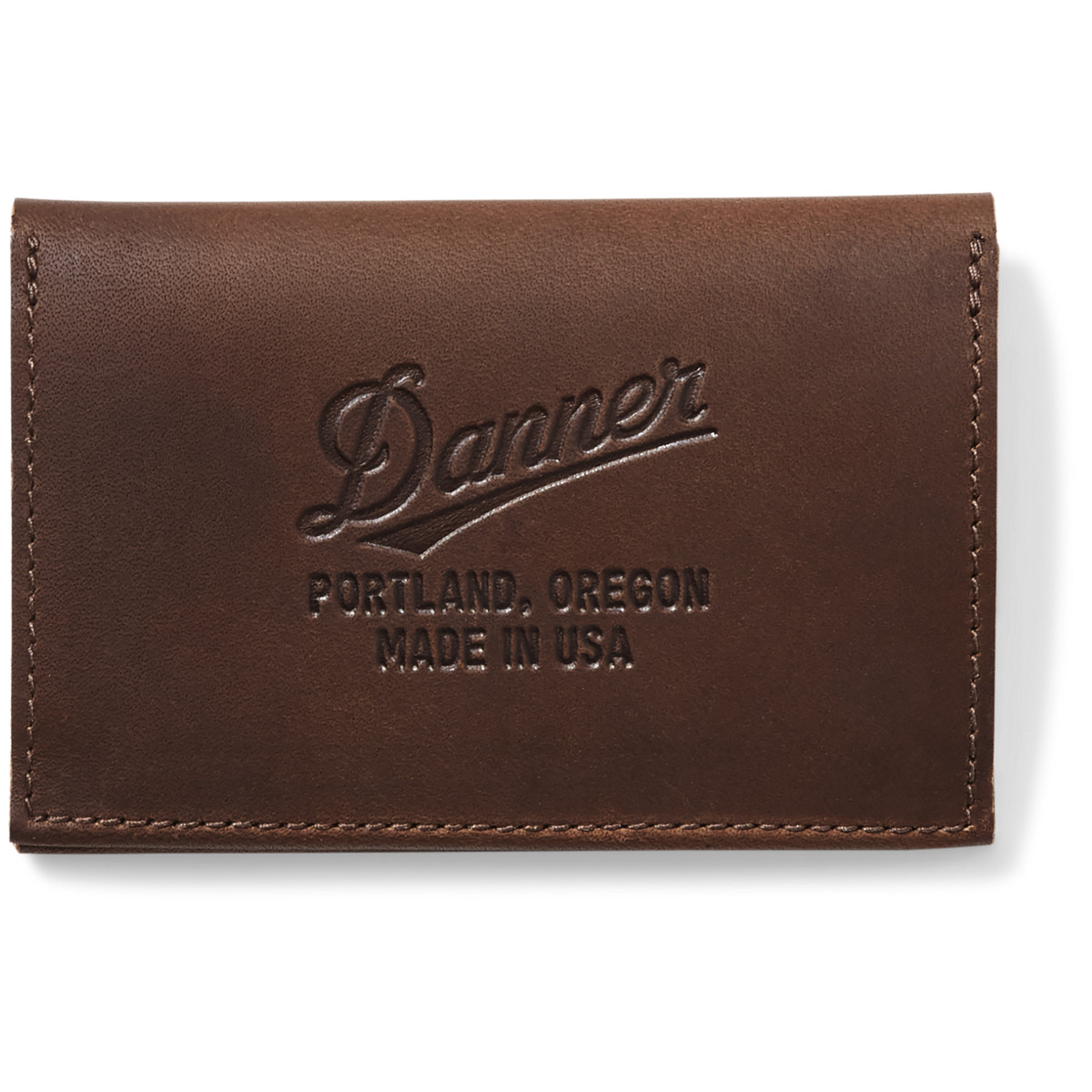 Danner Leather Wallet - Brown