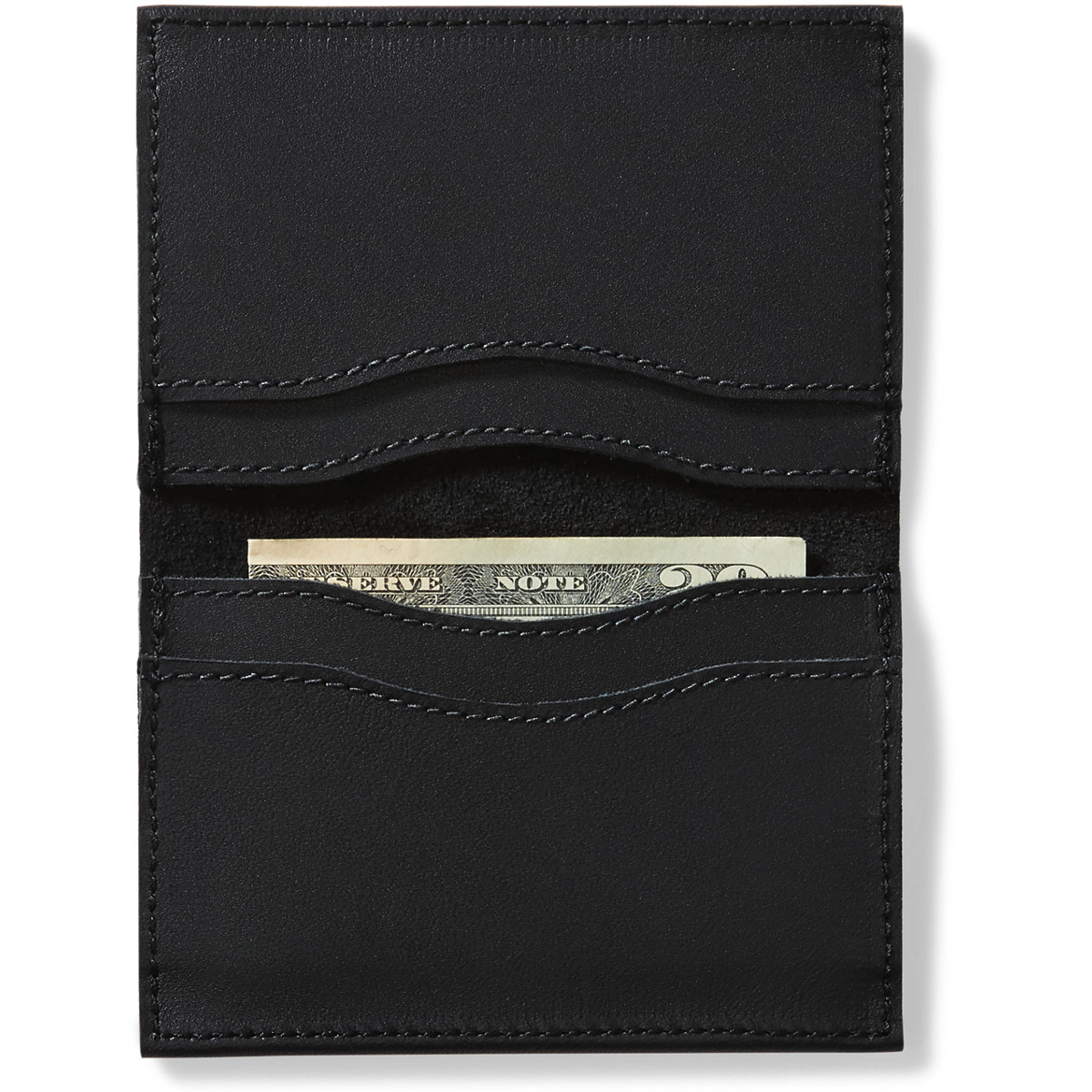 Danner Leather Wallet - Black