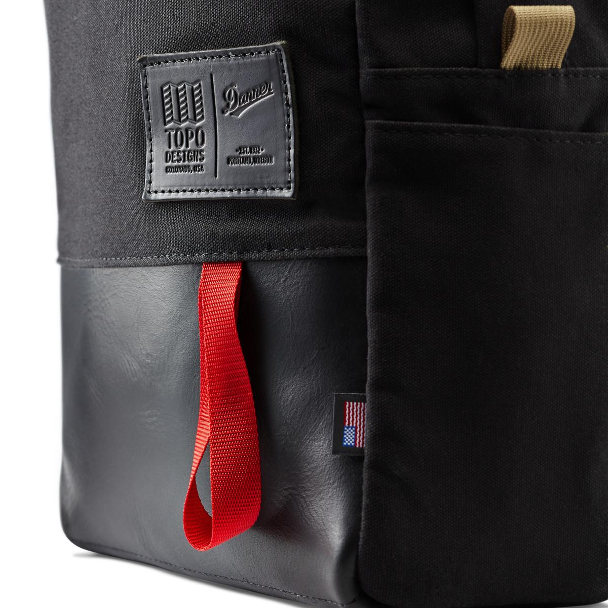 Topo Designs x Danner Daypack - Black