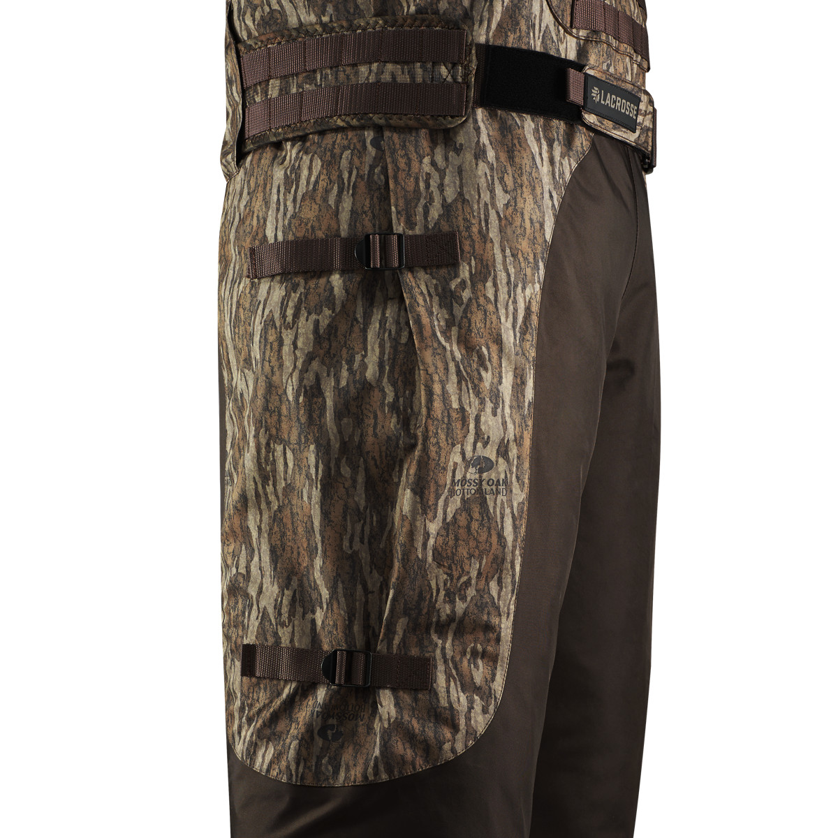 Aero Elite Breathable Mossy Oak Bottomland 7.0MM