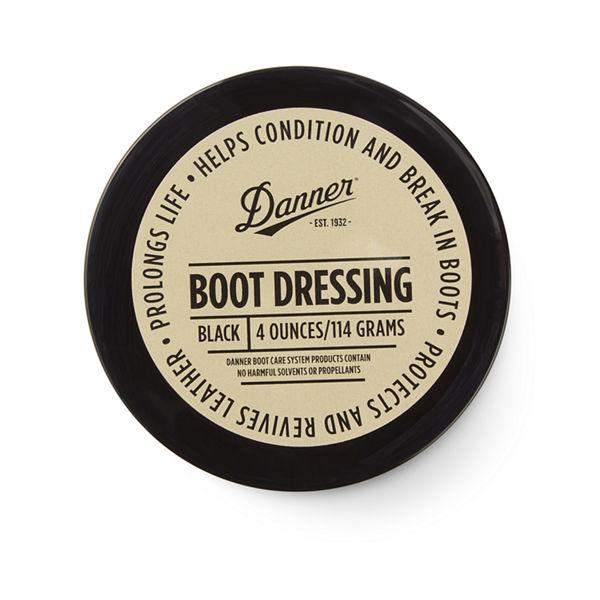 Boot Dressing Black (4 oz)