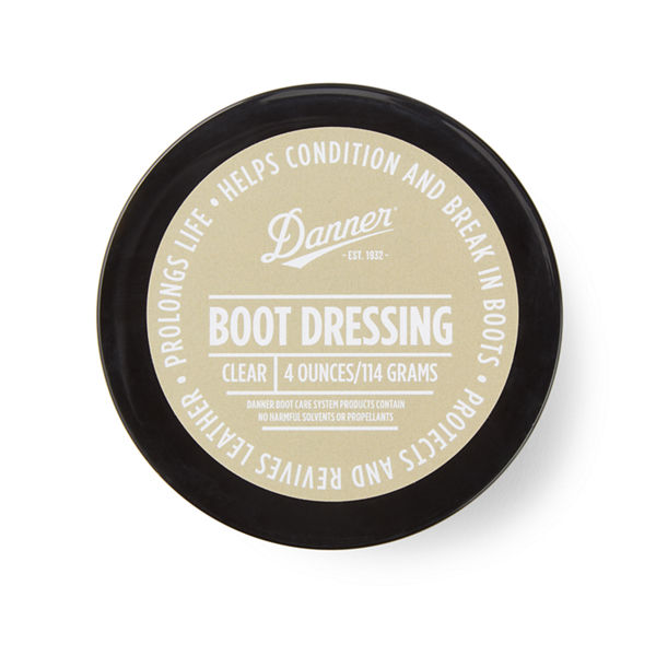 Boot Dressing Clear (4 oz)