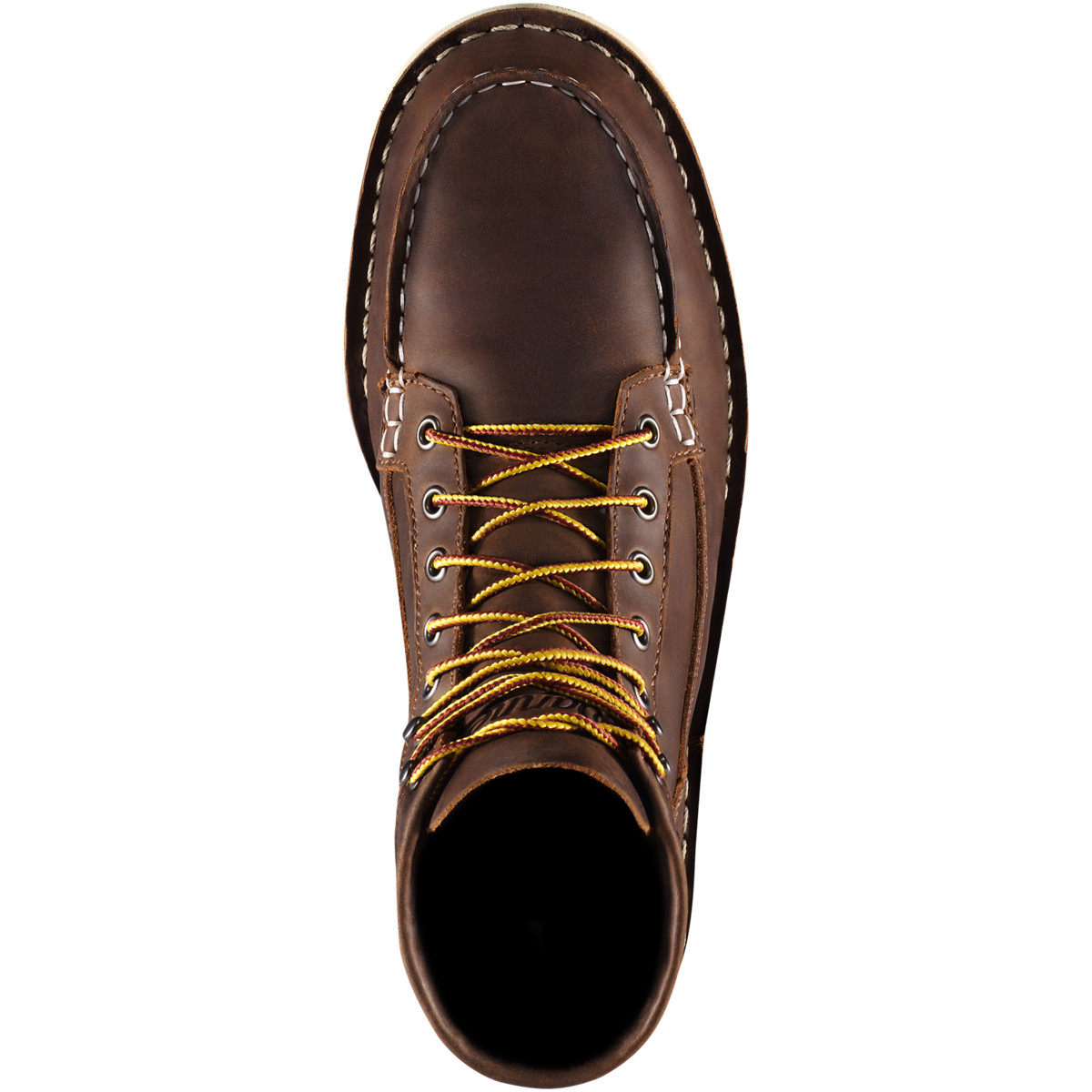 "Bull Run Moc Toe 6"" Brown thumbnail"