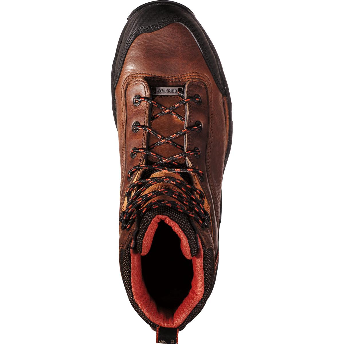 Danner Corvallis 5 Brown NMT Work Boots Oil /& Slip Resistant Waterproof Combat Boot Electrical Hazard Boot 17602