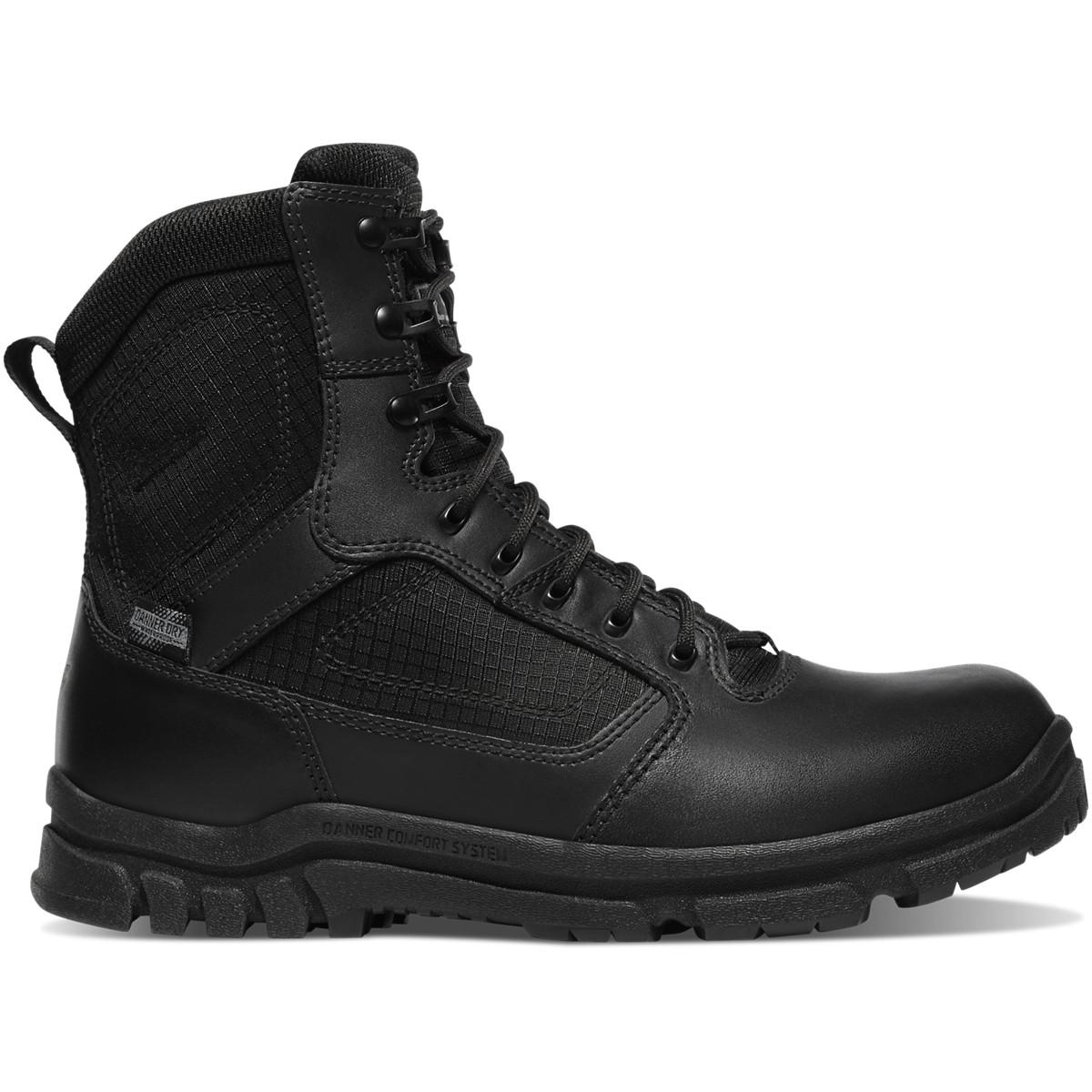 Danner Zip Up Boots