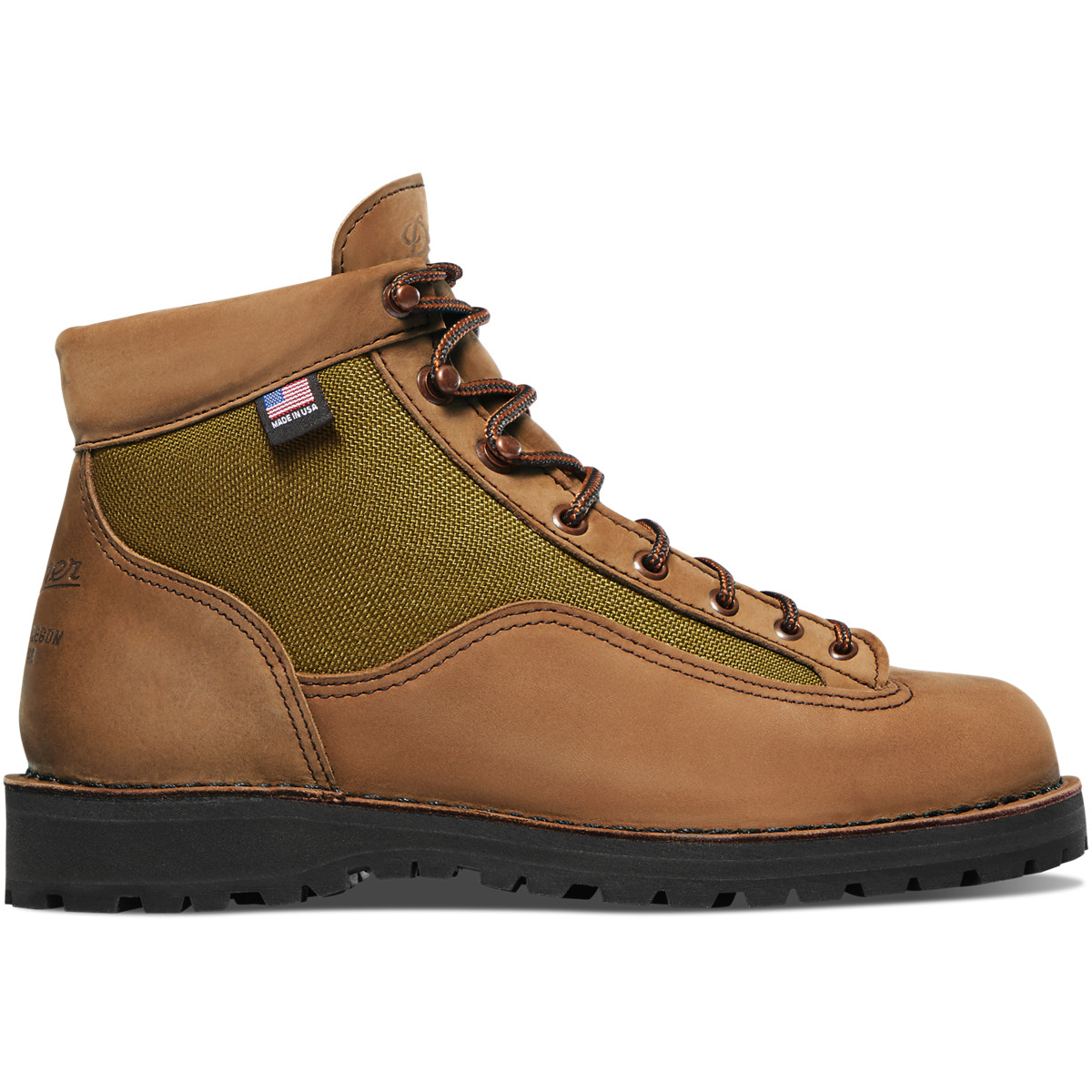 "Women's Danner Light II 6"" Brown"