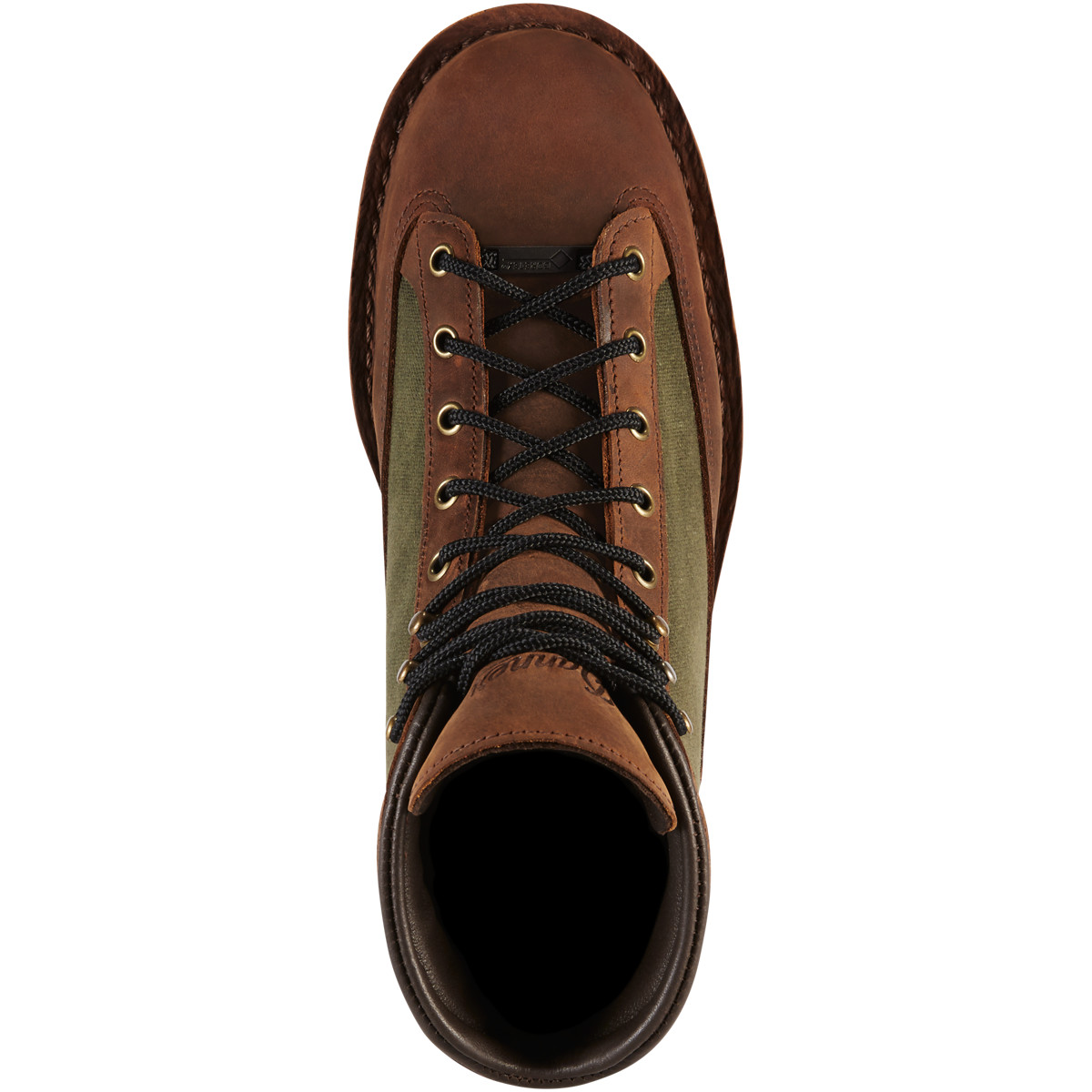 Danner Ridge Dark Brown/Forest Green