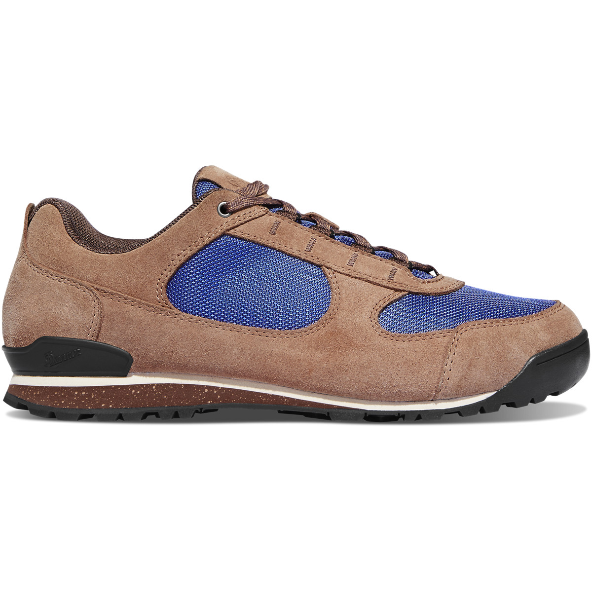 Jag Low Burro Brown/True Blue