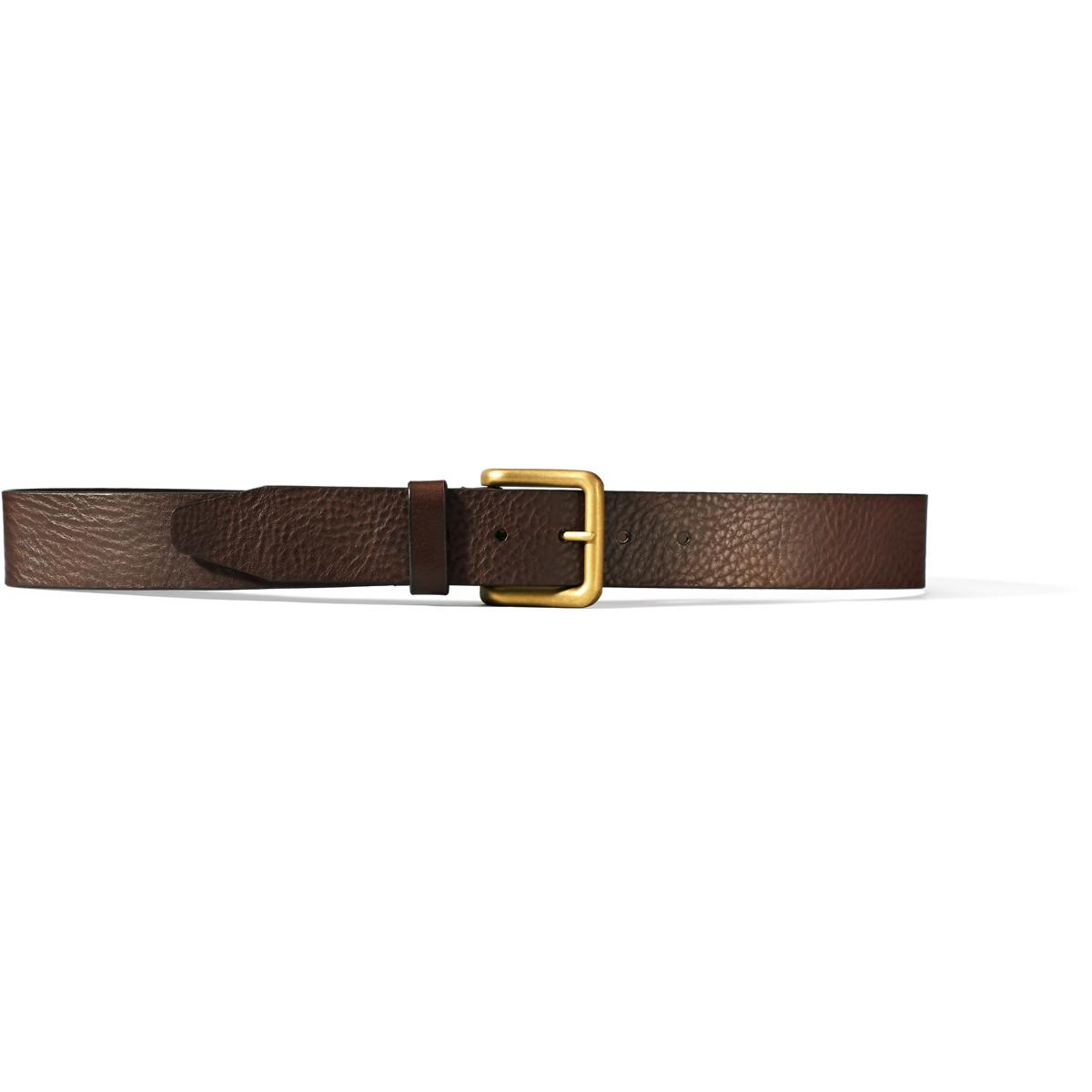 Danner Catch & Release Belt - Brown w/ Brass