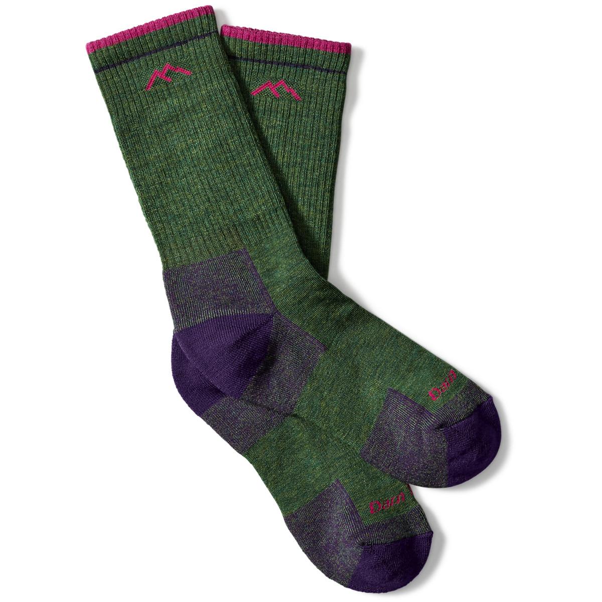 Darn Tough Women's Boot Sock Cushion - Moss