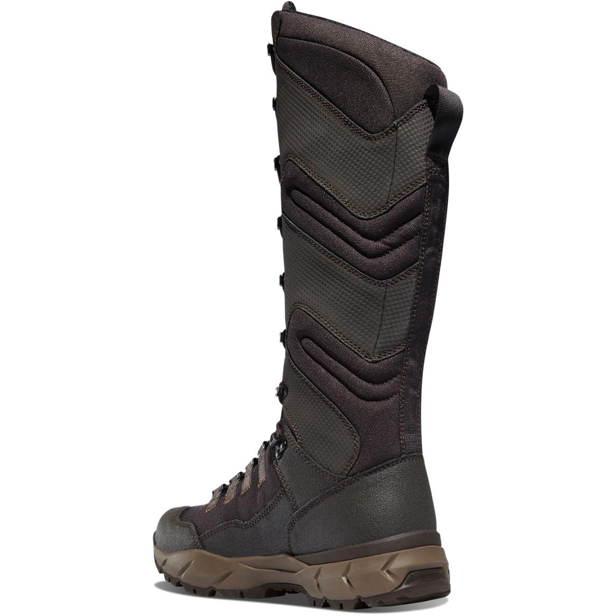 "Vital Snake Boot 17"" Brown Hot"