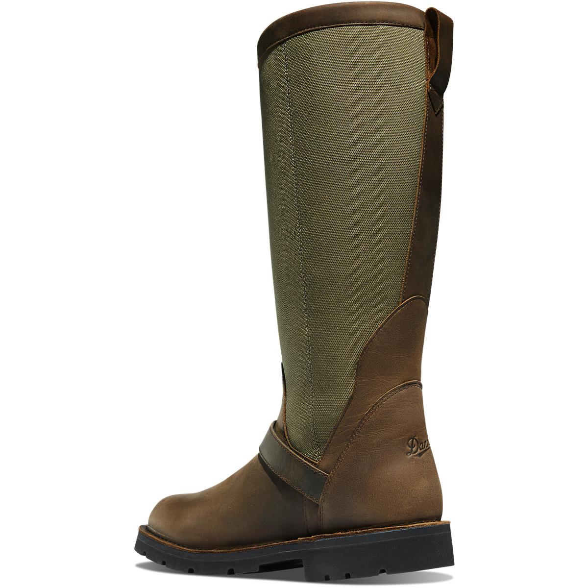 """San Angelo Snake Boot 17"""" Brown"""