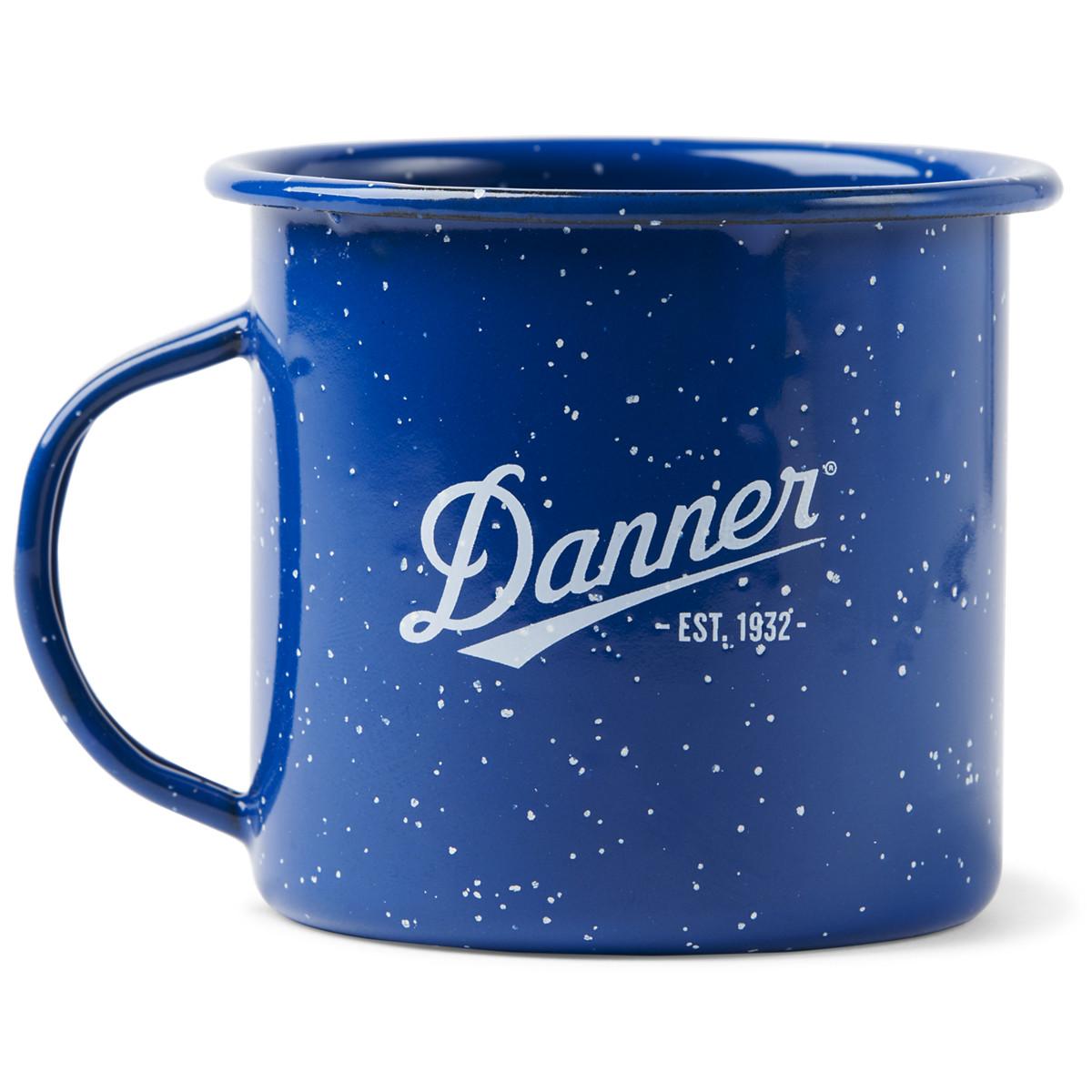 Danner Enamelware 12oz Mug - Blue
