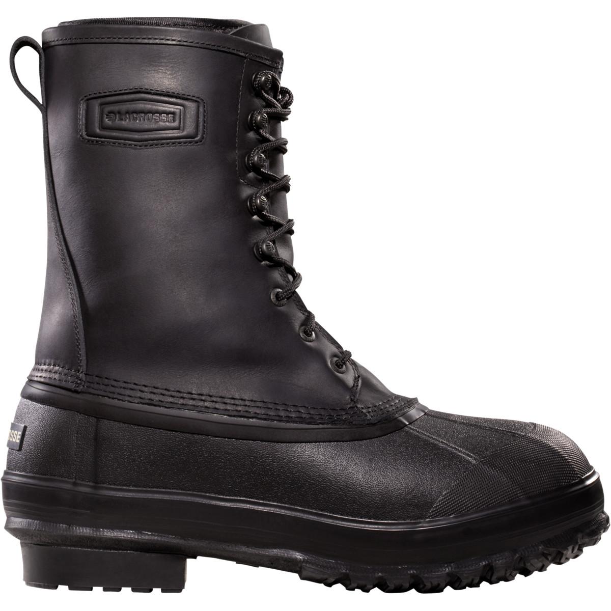 Lacrosse Footwear Iceman 10 Black