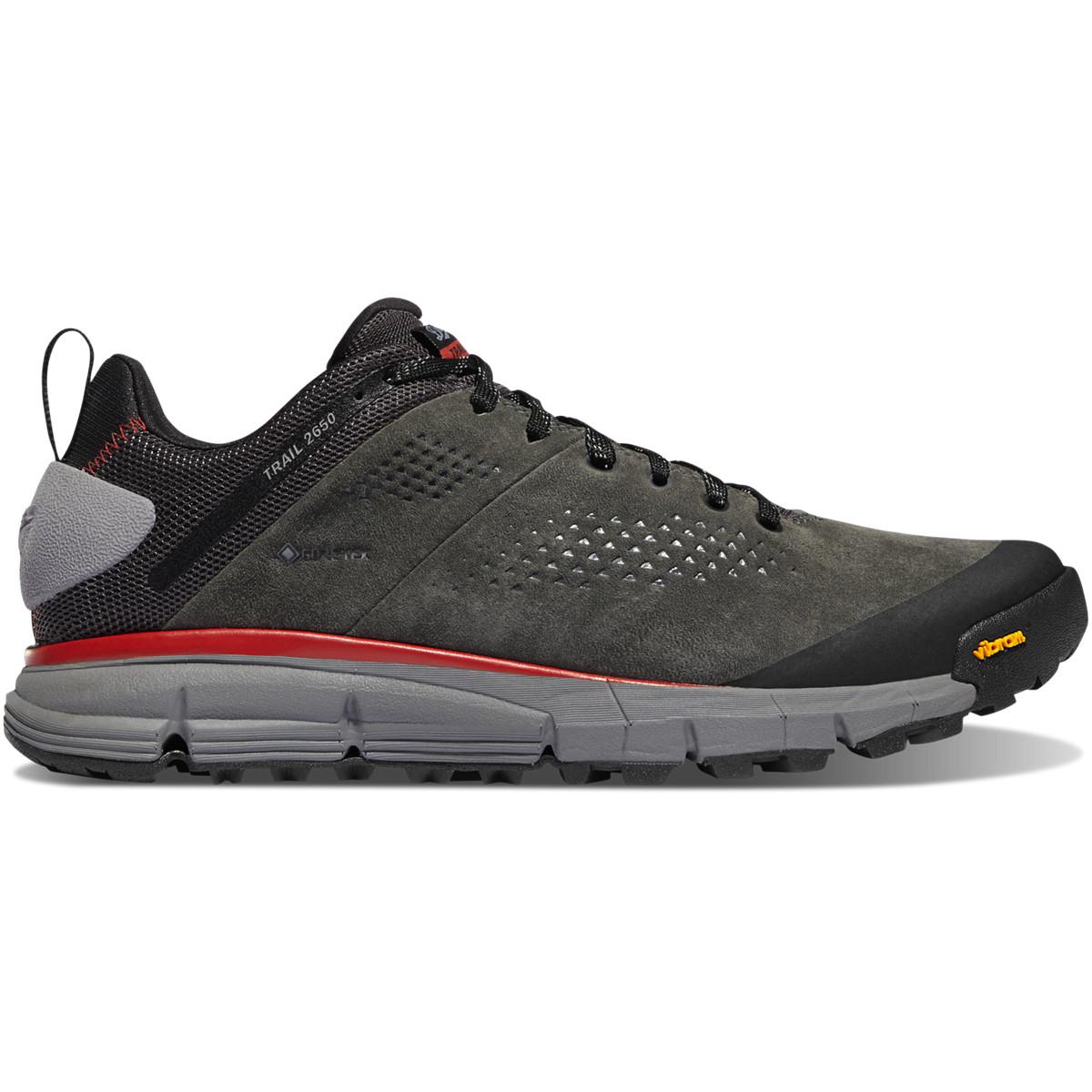 "Trail 2650 3"" Dark Gray/Brick Red GTX"