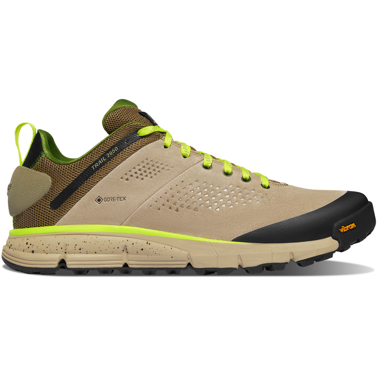 "Trail 2650 3"" Tan/Meadow Greens GTX"