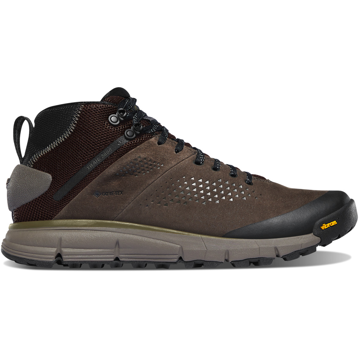 "Trail 2650 Mid 4"" Brown/Military Green GTX"