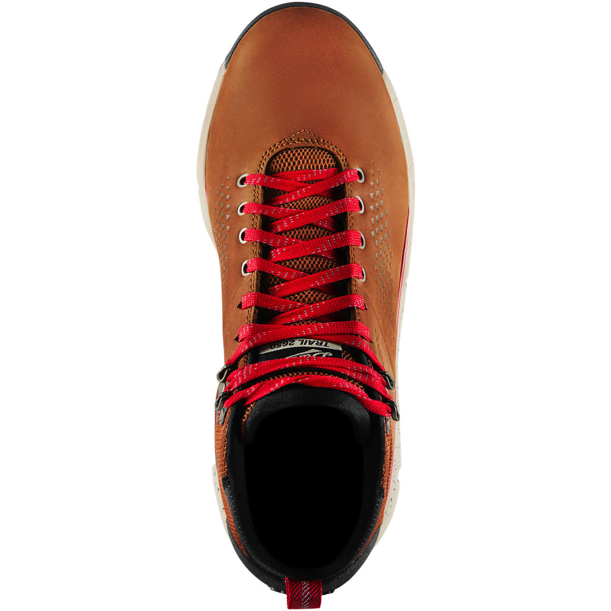 """Trail 2650 Mid 4"""" Brown/Red GTX"""