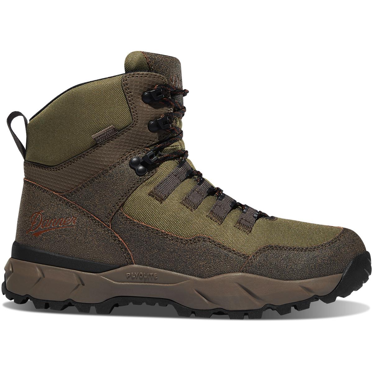 "Vital Trail 5"" Brown/Olive"