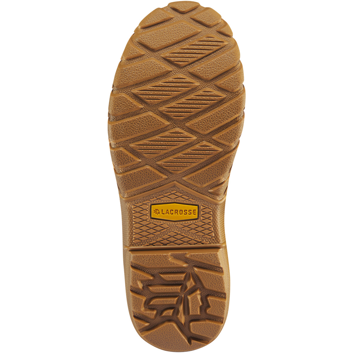 """Women's Aero Timber Top Lace Up 8"""" Rustic Brown Shearling"""