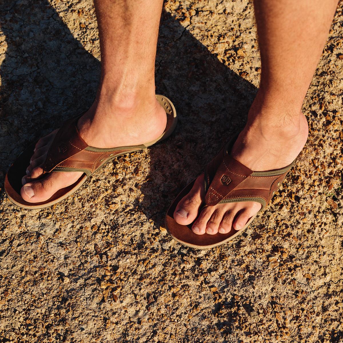 Lost Coast Sandal Barley