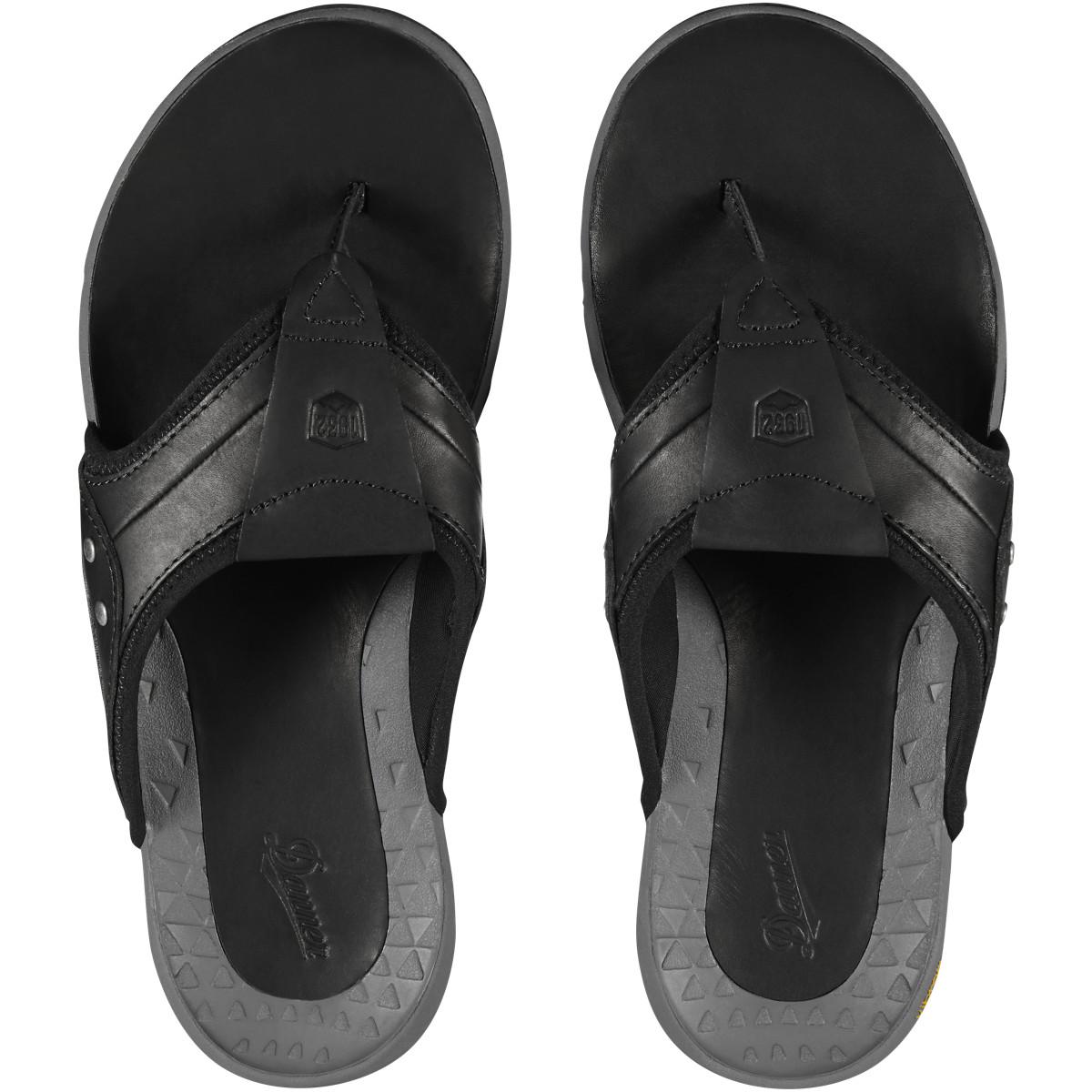Lost Coast Sandal Black