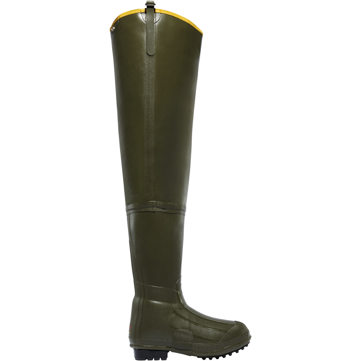"LaCrosse Big Chief 32/"" OD Green 600G 700001 Fishing Hunting HIP Boots 8 9 10 12"