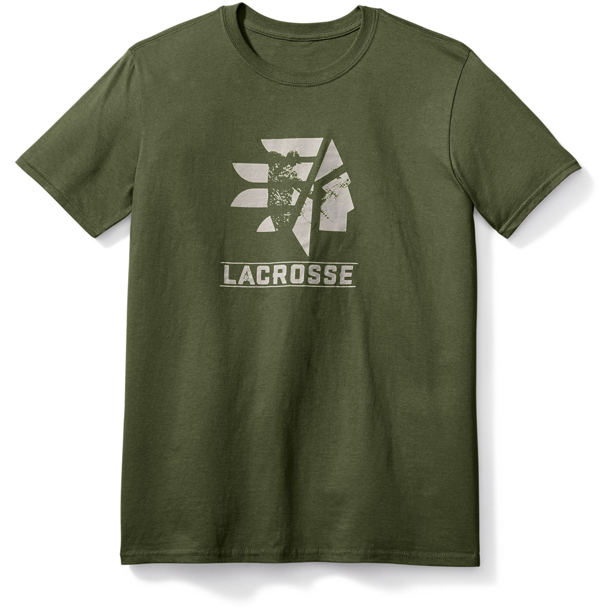 LaCrosse SS Tee - Green Bowhunting