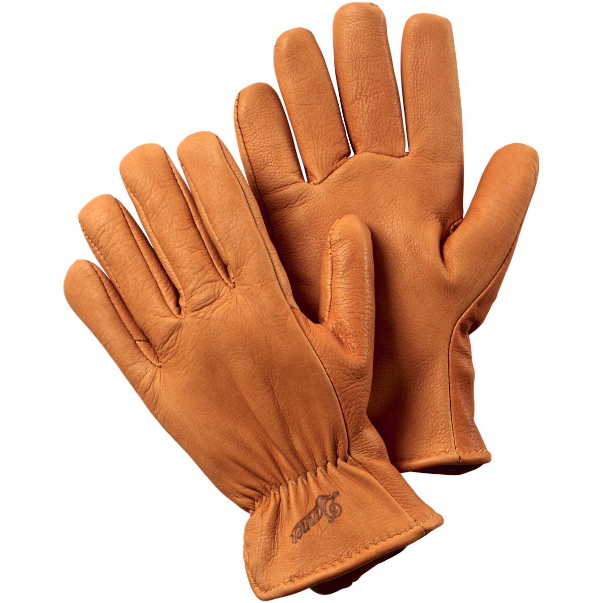 Glove - Deerskin - Pile Lined Saddle