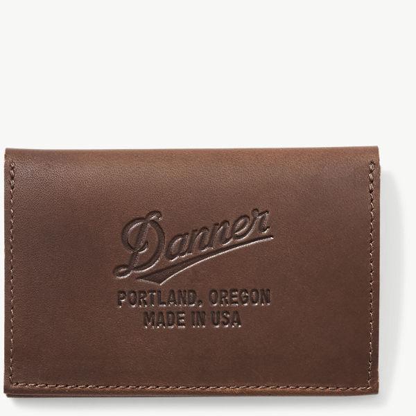 Danner Leather Wallet - Brown