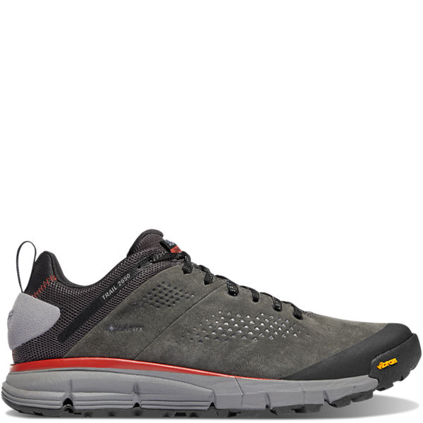 "Trail 2650 3"" Dark Gray/Brick Red GTX"