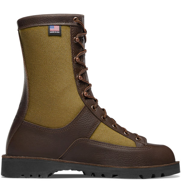 "Women's Sierra 8"" Brown 200G"